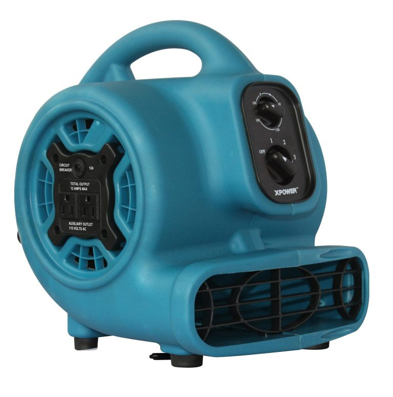 Mini Air Mover floor drying fan